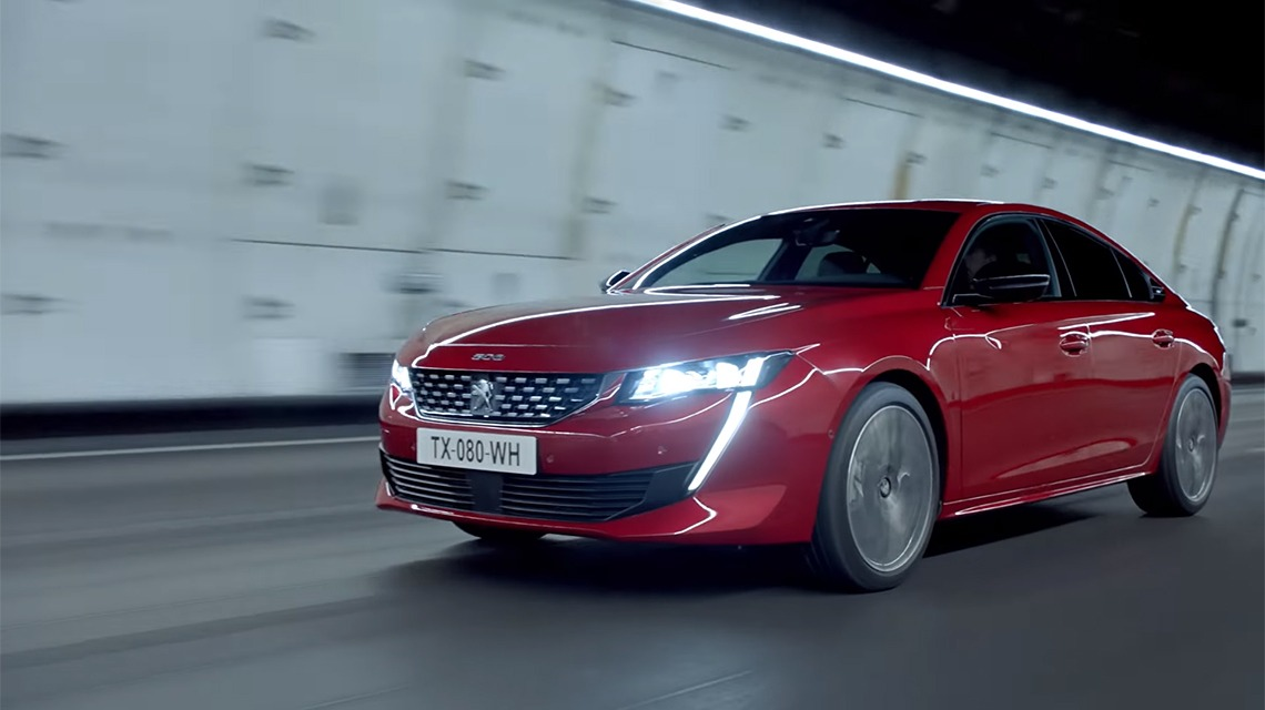 508 Peugeot Sport Engineered Revealed